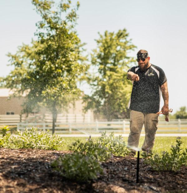 Irrigation Nebraska Service | Elkhorn Lawn Care