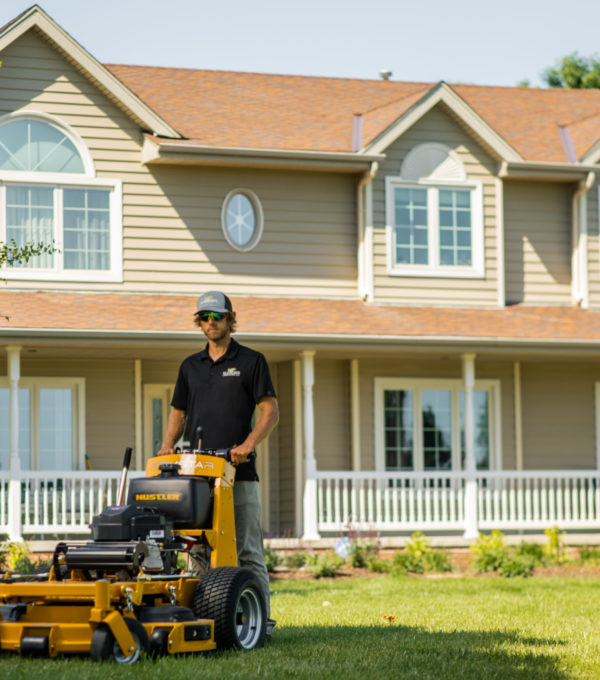 Lawn Care Service Omaha NE | Lawn Maintenance Company