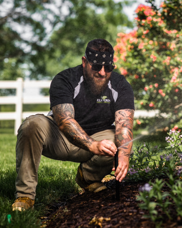 Irrigation Services Omaha NE | Lawn Irrigation Company