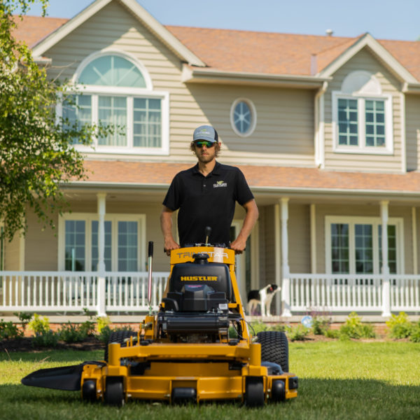 Lawn Care Service Omaha NE   Mowing Services