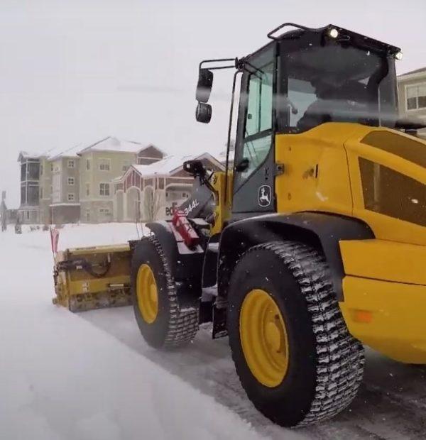 Snow Removal Service Nebraska | Snow Removal Company