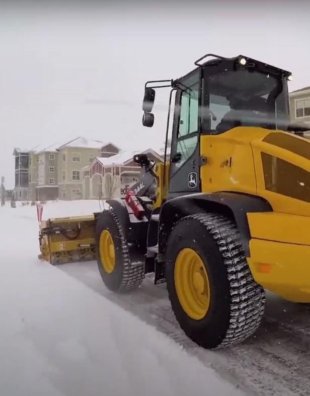 Snow Removal Service Nebraska   Snow Removal Company
