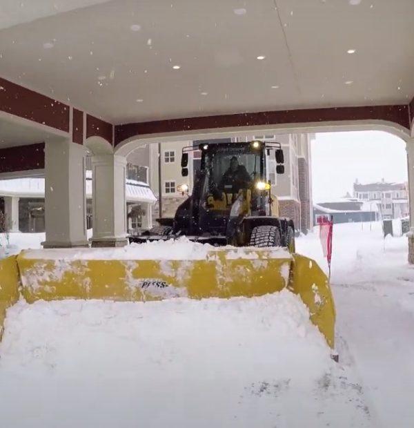 Snow Removal Service Omaha NE | Snow Removal Company