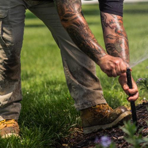 Irrigation Service Omaha NE | Lawn Irrigation Company